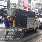Cho thuê xe taxi tải giá rẻ tại phố Vũ Xuân Thiều