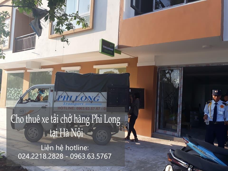 Dịch vụ taxi tải giá rẻ tại phố Tân Thụy-0963.63.5767