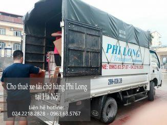 Dịch vụ taxi tải giá rẻ tại phố Hoàng Như Tiếp