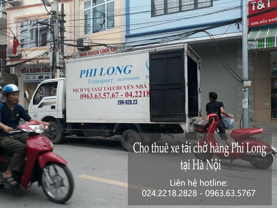 Cho thuê xe tải giá rẻ uy tín phố Hoa Lâm-0963.63.5767.