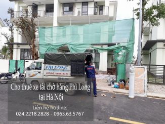 Cho thuê xe tải giá rẻ chuyên nghiệp tại phố Huế-0963.63.5767