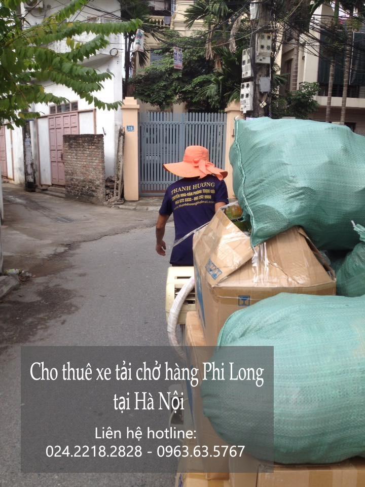 Cho thuê xe taxi tải tại khu đô thị Dương Nội