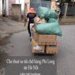 Cho thuê xe taxi tải giá rẻ tại phố Đức Giang
