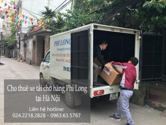 Cho thuê xe taxi tải giá rẻ tại phố Nam Dư