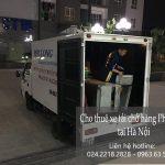Cho thuê xe taxi tải giá rẻ tại phố Trần Thủ Độ