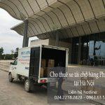Dịch vụ taxi tải giá rẻ tại phố Yên Duyên