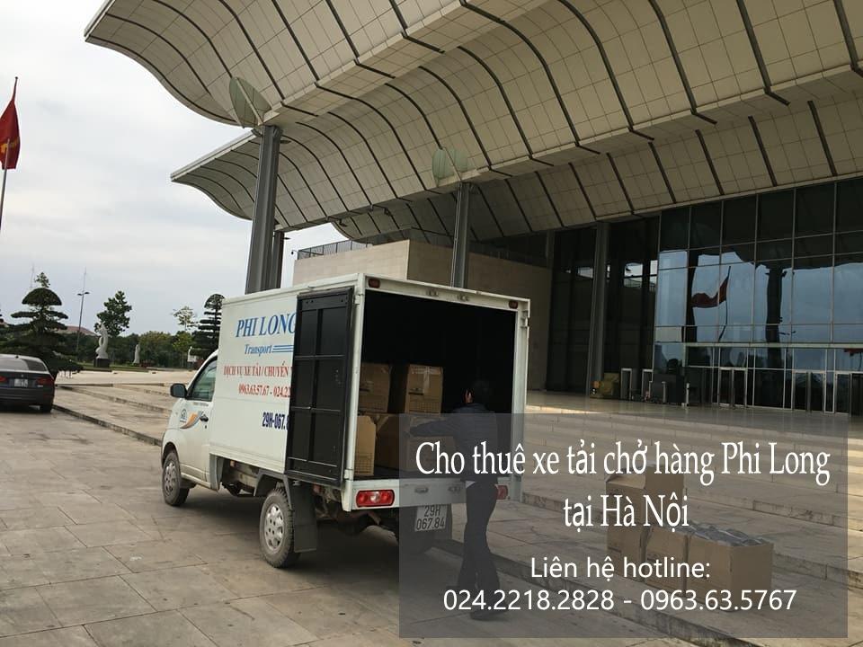 Cho thuê xe taxi tải giá rẻ tại phố Đặng Văn Ngữ