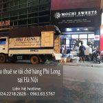 Taxi tải giá rẻ uy tín tại khu đô thị Sài Đồng