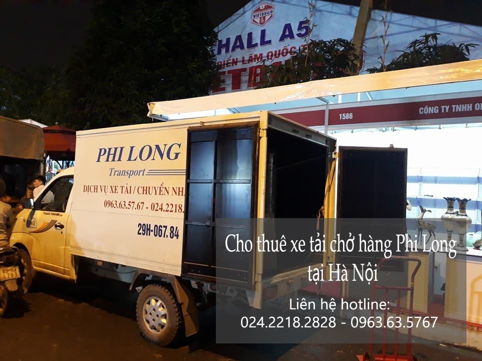 Cho thuê xe taxi tải giá rẻ tại phố Kim Quan-0963.63.5767