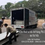 Cho thuê xe taxi tải giá rẻ tại phố Đông Thiên
