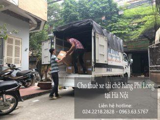 Dịch vụ cho thuê xe tải tại phố Đặng Dung