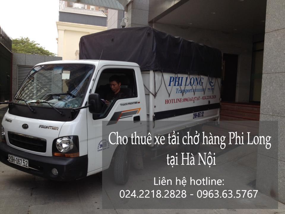 Cho thuê xe tải giá rẻ tại phố Vũ Hữu Lợi