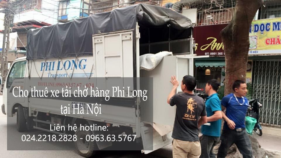Dịch vụ taxi tải giá rẻ tại phố Nguyễn Gia Thiều