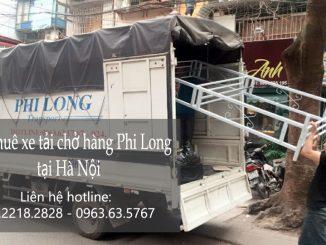 Dịch vụ taxi tải giá rẻ tại phố Lê Thánh Tông