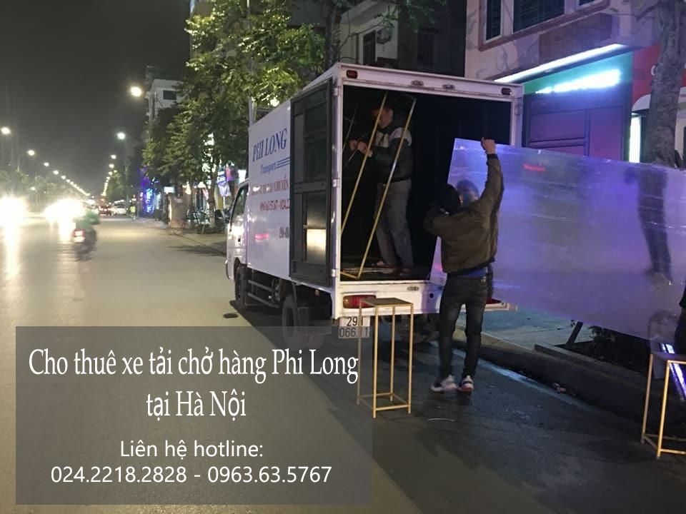 Dịch vụ taxi tải giá rẻ tại phố Đỗ Hành