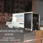 Dịch vụ taxi tải giá rẻ tại phố Nguyễn Văn Trỗi