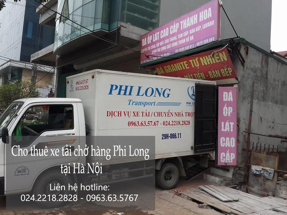 Dịch vụ taxi tải giá rẻ tại phố Thanh Bình