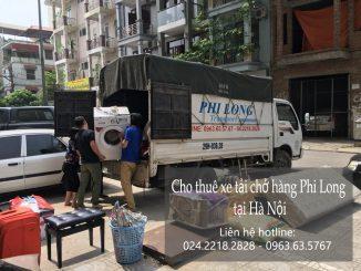 Cho thuê xe tải chở hàng giá rẻ tại phố Tràng Tiền