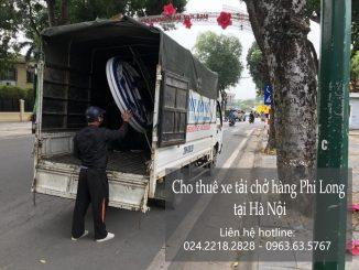 Thuê xe tải hà nội giá rẻ tại phố Tô Tịch