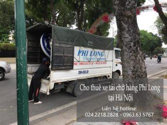Cho thuê xe tải chở hàng tại phố Kim Đồng