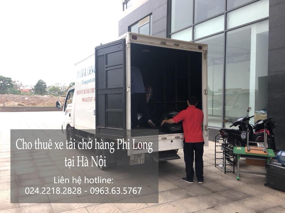 Dịch vụ thuê xe tải giá rẻ tại đường Giải Phóng
