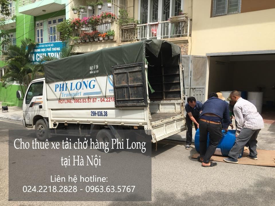 Cho thuê xe taxi tải giá rẻ tại đường Giáp Bát