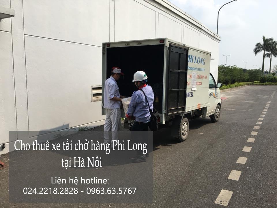 Dịch vụ taxi tải giá rẻ tại phố Yết Kiêu