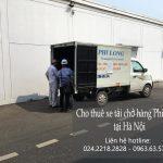 Cho thuê xe taxi tải giá rẻ tại phố Lê Trọng Tấn