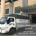 Taxi tải giá rẻ tại phố Hàng Lược