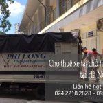 Dịch vụ taxi tải giá rẻ tại phố Cát Linh 2019