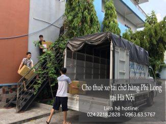 Thuê xe chuyển đồ giá rẻ tại phố Ngô Thì Nhậm