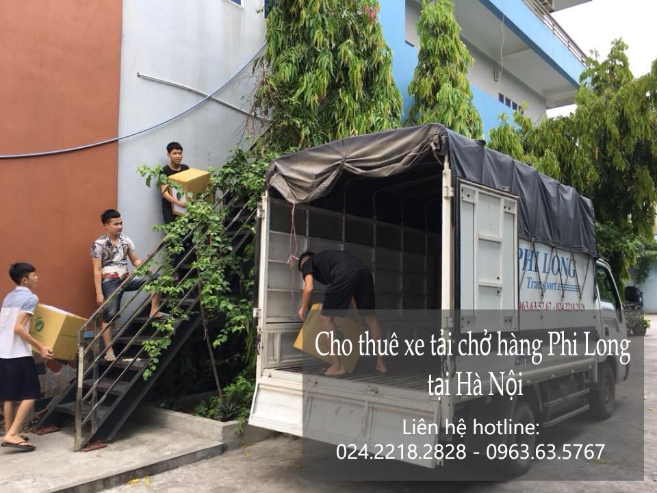Thuê xe tải Hà Nội uy tín tại phố Nguyễn Đình Chiểu