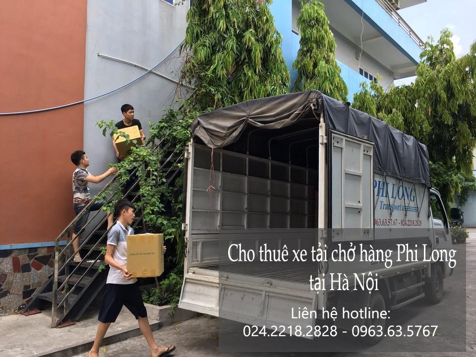 Dịch vụ taxi tải giá rẻ tại đường Thanh Lãm
