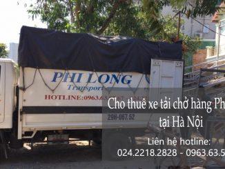 Thuê xe chuyển nhà giá rẻ giá rẻ tại phố Nguyễn Công Trứ
