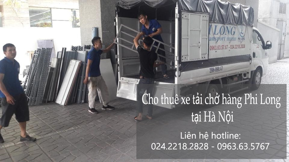 Taxi tải giá rẻ tại phố Thượng Đình 2019