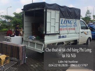 Taxi tải giá rẻ chuyển đồ tại phố Lý Thái Tổ