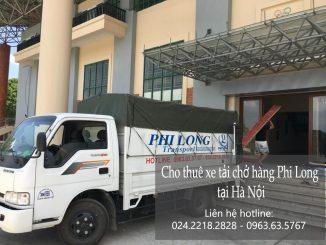 Dịch vụ taxi tải giá rẻ uy tín tại phố Mạc Đĩnh Chi