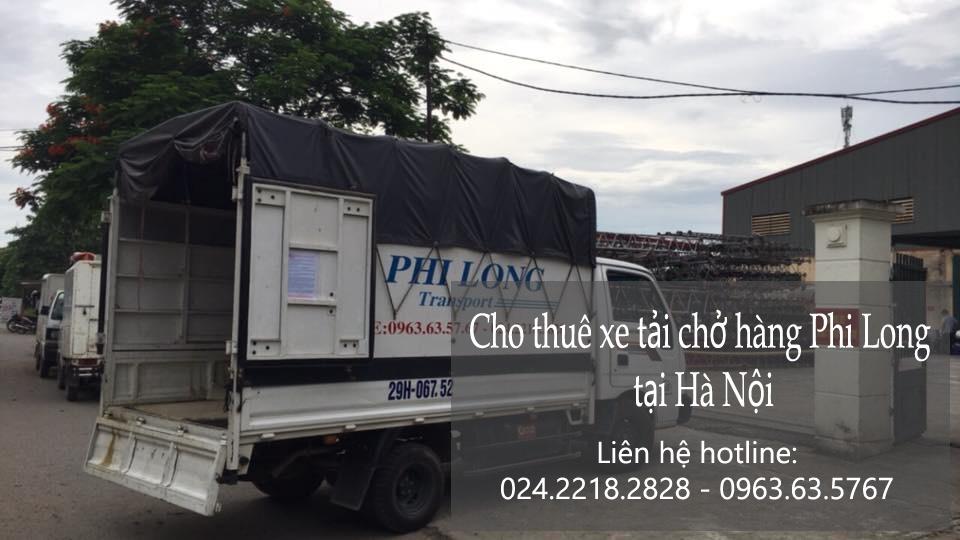 Dịch vụ taxi tải giá rẻ tại đường Gia Lương