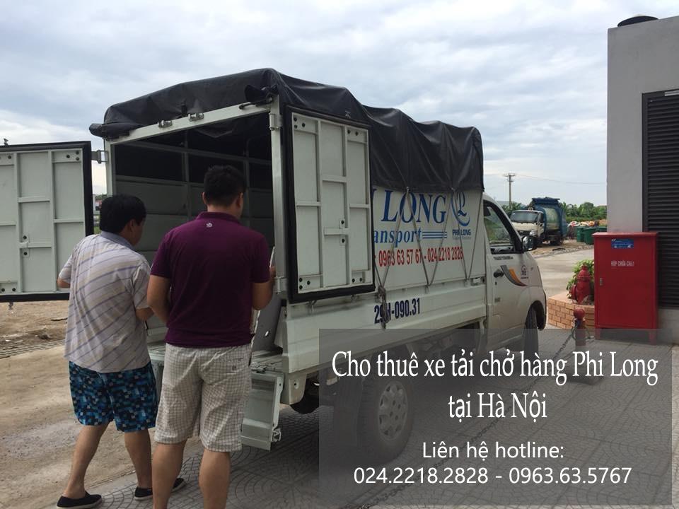 Dịch vụ taxi tải giá rẻ tại phố Vũ Hữu 2019