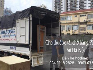 Cho thuê xe taxi tải giá rẻ tại phố Nguyễn Duy Dương