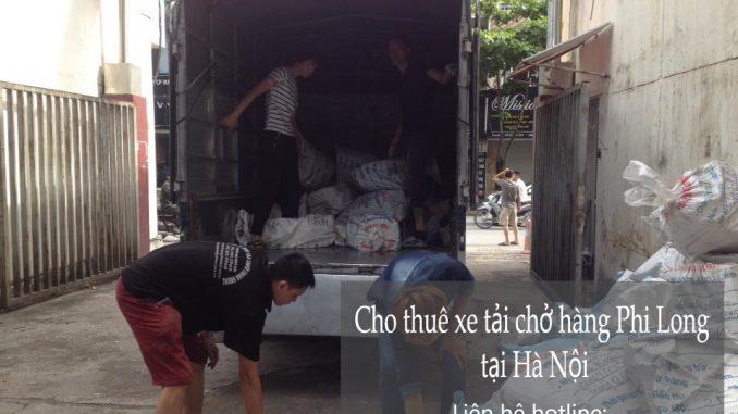 Taxi tải giá rẻ tại phố Nguyễn Chí Thanh