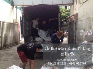 Taxi tải giá rẻ tại phố Đốc Ngữ