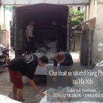 Taxi tải giá rẻ tại phố Nam Cao