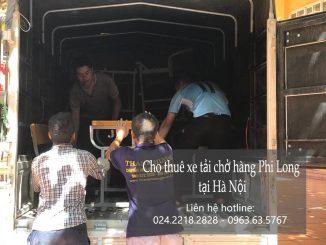 Taxi tải giá rẻ tại phố Hàng Bạc