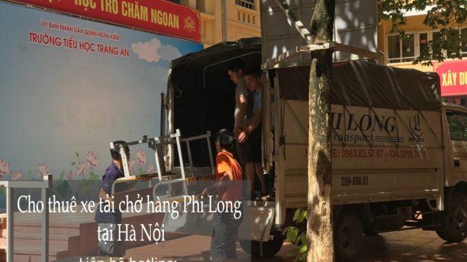 Taxi tải giá rẻ tại phố Việt Hưng