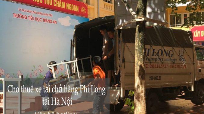 Taxi tải giá rẻ tại phố Hàng Hòm