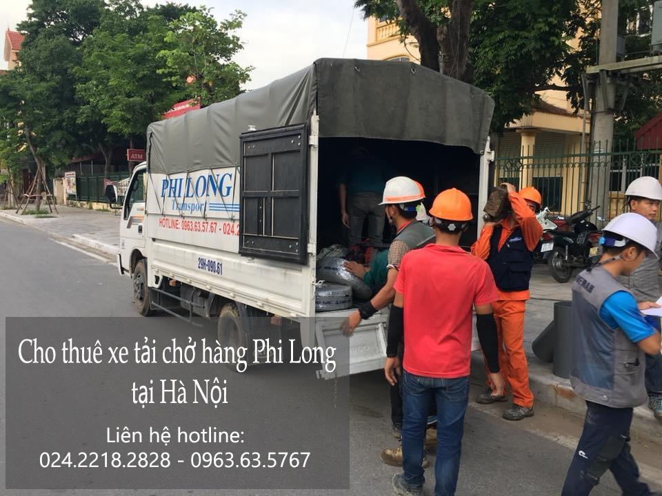 Dịch vụ taxi tải giá rẻ tại phố Nguyễn Như Đổ