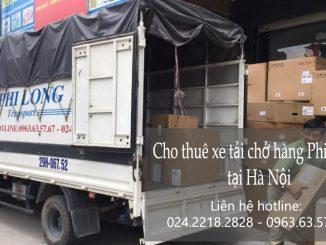 Taxi tải giá rẻ tại phố Hàng Trống