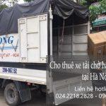 Taxi tải giá rẻ tại phố Trường Lâm