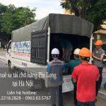 Taxi tải giá rẻ tại phố Gầm Cầu